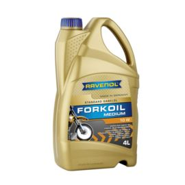 RAVENOL FORKOIL Medium 10W 4L
