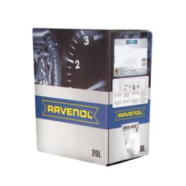 RAVENOL Getriebeoel MZG SAE 80 GL 4 20L Bag in Box
