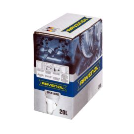 RAVENOL Motobike 4-T Ester 10W-60 20L Bag in Box