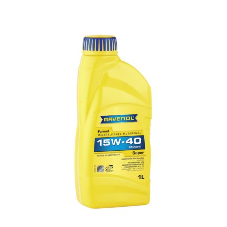 RAVENOL Formel Super SAE 15W-40 SF/CD 1L