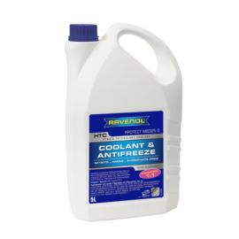 RAVENOL HTC Hybrid Techn. Coolant Concent. 5L