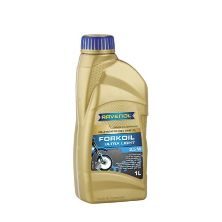 RAVENOL FORKOIL Ultra Light 2,5W 1L